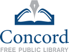 Concord Free Public Library Kids Logo