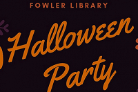 Halloween Party at the Fowler Branch Library thumbnail Photo