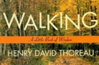 Concord Reads Walking by Henry David Thoreau thumbnail Photo