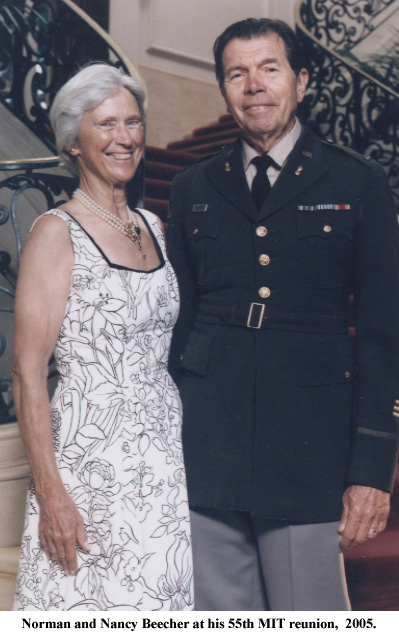 Norman and Nancy Beecher