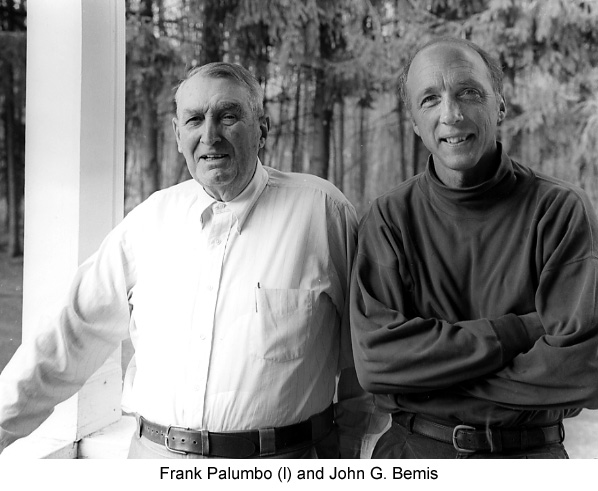 Frank Palumbo and John Bemis