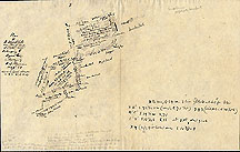 121b Plan of a Woodlot Near Flint's Pond, Lincoln Mass. Belonging to Cyrus Stow ... May 9, [18]59