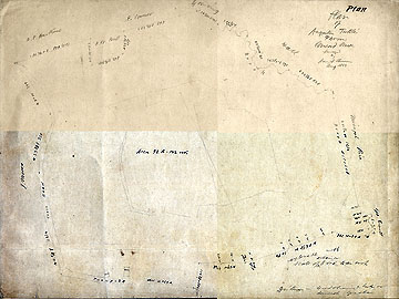 131 Plan of Augustus Tuttle's Farm, Concord Mass. ... Aug. 1853