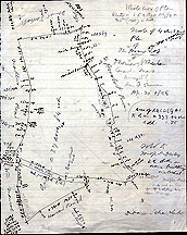 "144 Plan of the ""House Lot"" of Thomas Wheeler Concord Mass. ... Apr. 30, 1856"