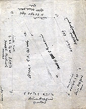49 Plan of a Woodlot in Acton Mass. Belonging to Simon Hapgood ... Dec. 15, 1853