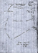 6 Plan of a Piece of Woodland Belonging to the Estate of Caleb Bates Deceased ... Dec. 22, 1857