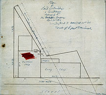 Plan of Land on the Lowell Road in