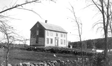 H.D. Thoreau birthplace