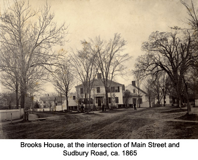 Nathan Brooks Papers, 1666-1917 | Special Collections