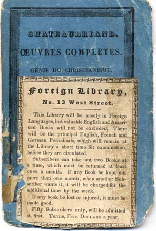 Peabody Books 1524 1878 Bulk 1820 1850 Special Collections