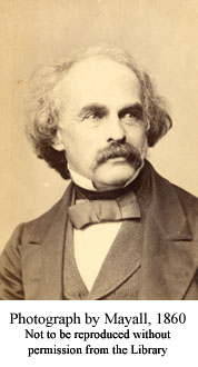 a biography of nathaniel hawthorne a writer Nathaniel hawthorne (1804-1864) needs no champions today  and conjured them into a thoroughly engrossing story of a writer's life.