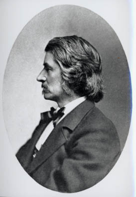 Photograph of Benjamin Franklin Sanborn