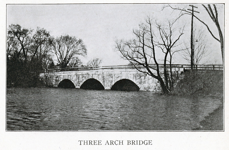 Three Arch Bridge