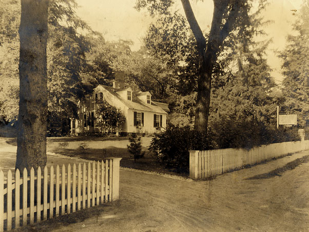Grapevine Cottage, Concord, Mass.