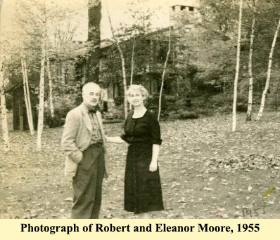 Robert and Eleanor Mooore
