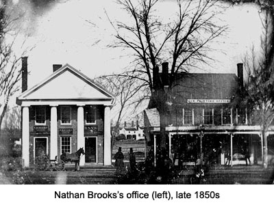 Nathan Brooks law office