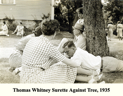 Thomas Whitney Surette