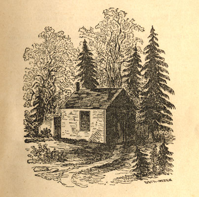 Walden vignette from t.p.