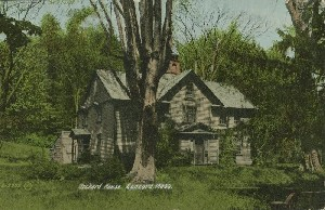 Orchard House, Concord,  	Mass.; early 20th century