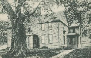 Louisa Alcott House,  	Concord, Mass.; early 20th century