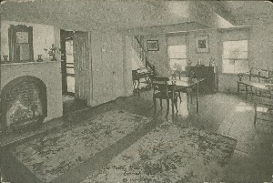 The Dining Room, Orchard  	House, Concord, Mass.; early to mid- 20th century