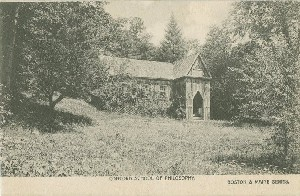 Concord School of  	Philosophy; early 20th century
