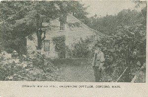 Ephraim Wales Bull,  	Grapevine Cottage, Concord, Mass.; early to mid- 20th century
