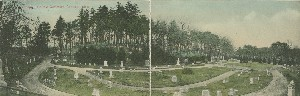 Sleepy Hollow Cemetery,  	Concord, Mass.; early 20th century