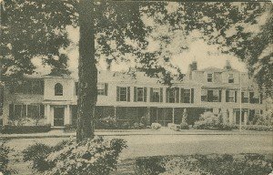 Colonial Inn, Built 1770,  	Concord, Massachusetts; early 20th century
