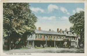 Colonial Inn, Concord,  	Mass.; early 20th century