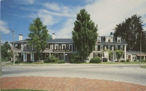 Colonial Inn; late 20th  	century