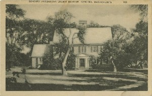 Concord Antiquarian  	Society Building, Concord, Massachusetts; early to mid- 20th century