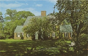 Concord Antiquarian  	Society, Concord, Massachusetts; mid- to late 20th century