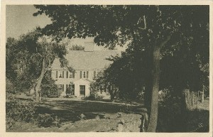 Antiquarian House,  	Concord; early to mid-20th century