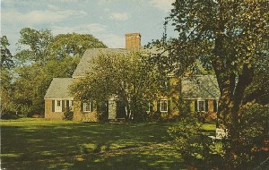 Concord Antiquarian  	Society, Concord, Massachusetts; 1964 (copyright date)