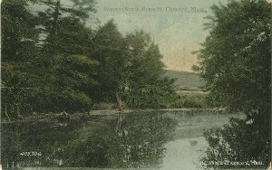 Rivers (North Branch),  	Concord, Mass.; early to mid- 20th century