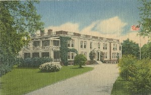 Home for Aged  	Methodist Women (Deaconess Home), Concord, Massachusetts;