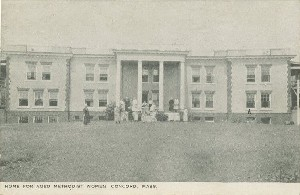 Home for Aged  	Methodist Women; early to mid-20th century