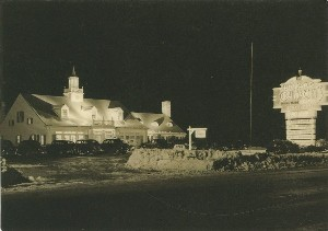 Anderson Archives,  	Howard Johnson's, Concord, MA, 1949; late 20th century or early 21st century