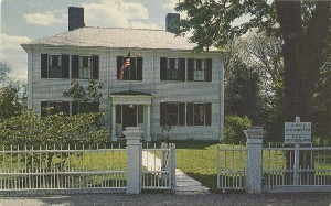Emerson House,  	Concord, Massachusetts; mid- to late 20th century